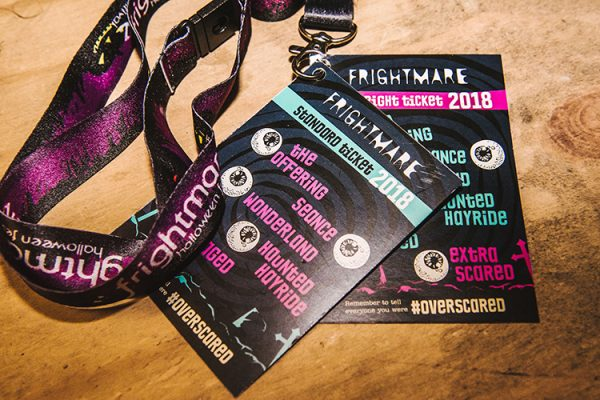 Image of 2018 Frightmare tickets