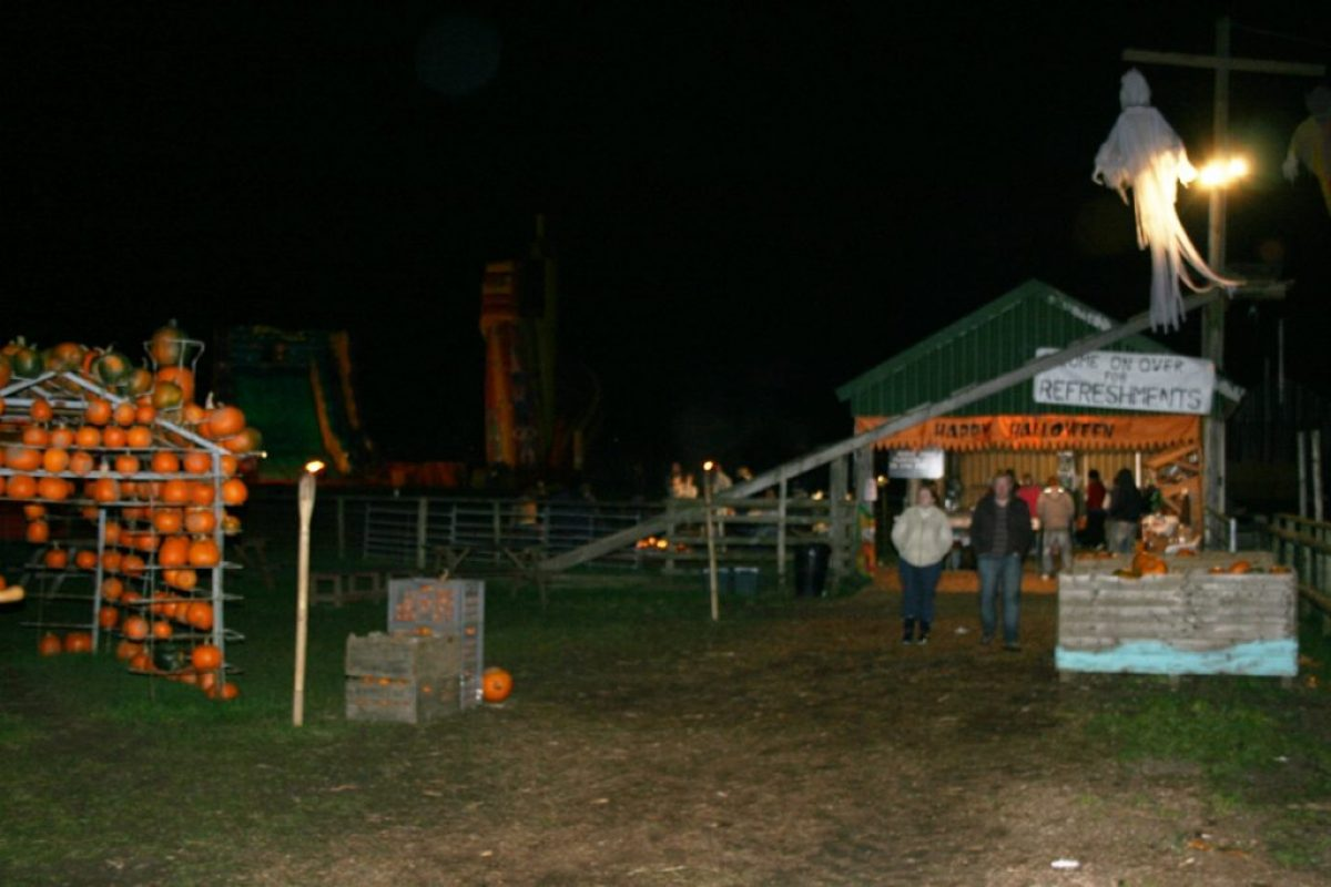 2007 - Still just the Haunted Hayride